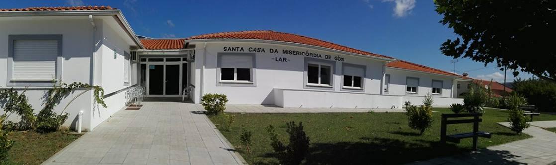Lar da Santa Casa da Misericórdia de Gòis, sito em Vila Nova do Ceira